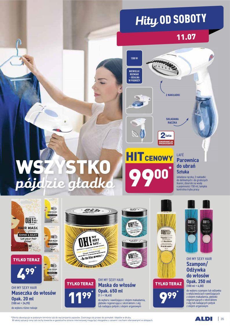 Gazetka promocyjna ALDI do 11/07/2020 str.34