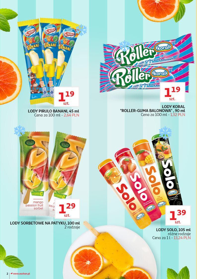 Gazetka promocyjna Auchan do 18/07/2018 str.2