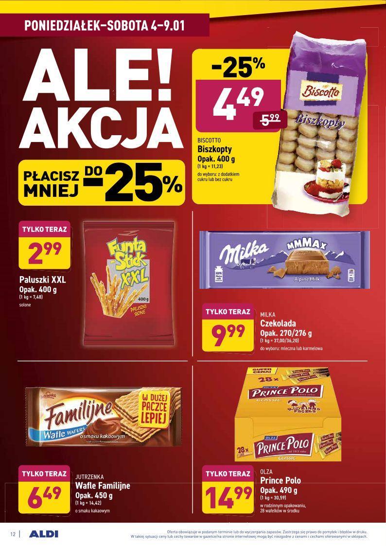 Gazetka promocyjna ALDI do 09/01/2021 str.12