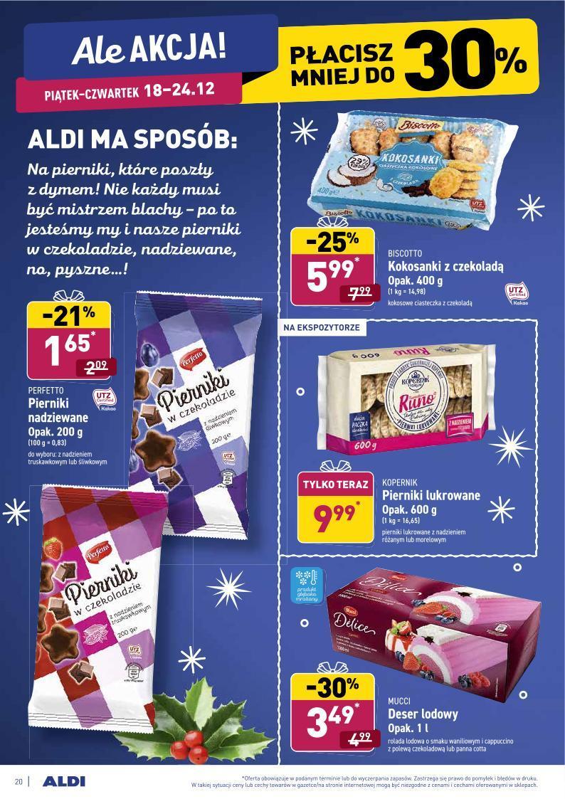 Gazetka promocyjna ALDI do 24/12/2020 str.19