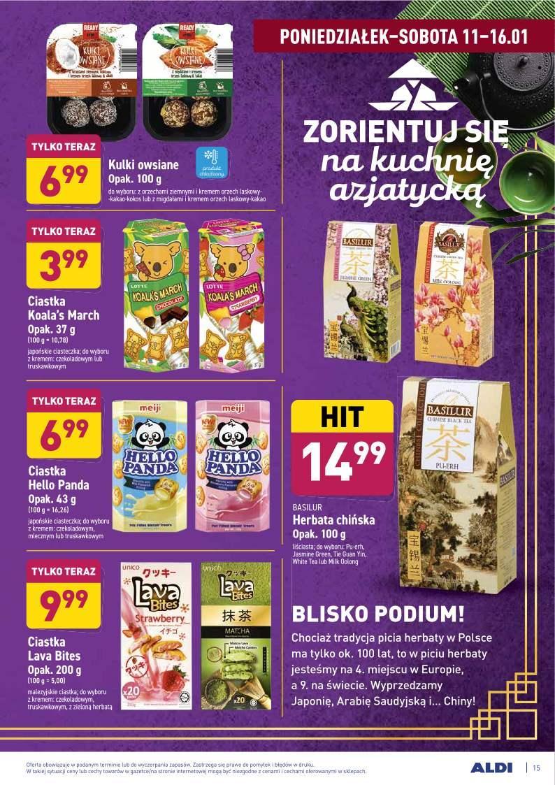Gazetka promocyjna ALDI do 16/01/2021 str.15