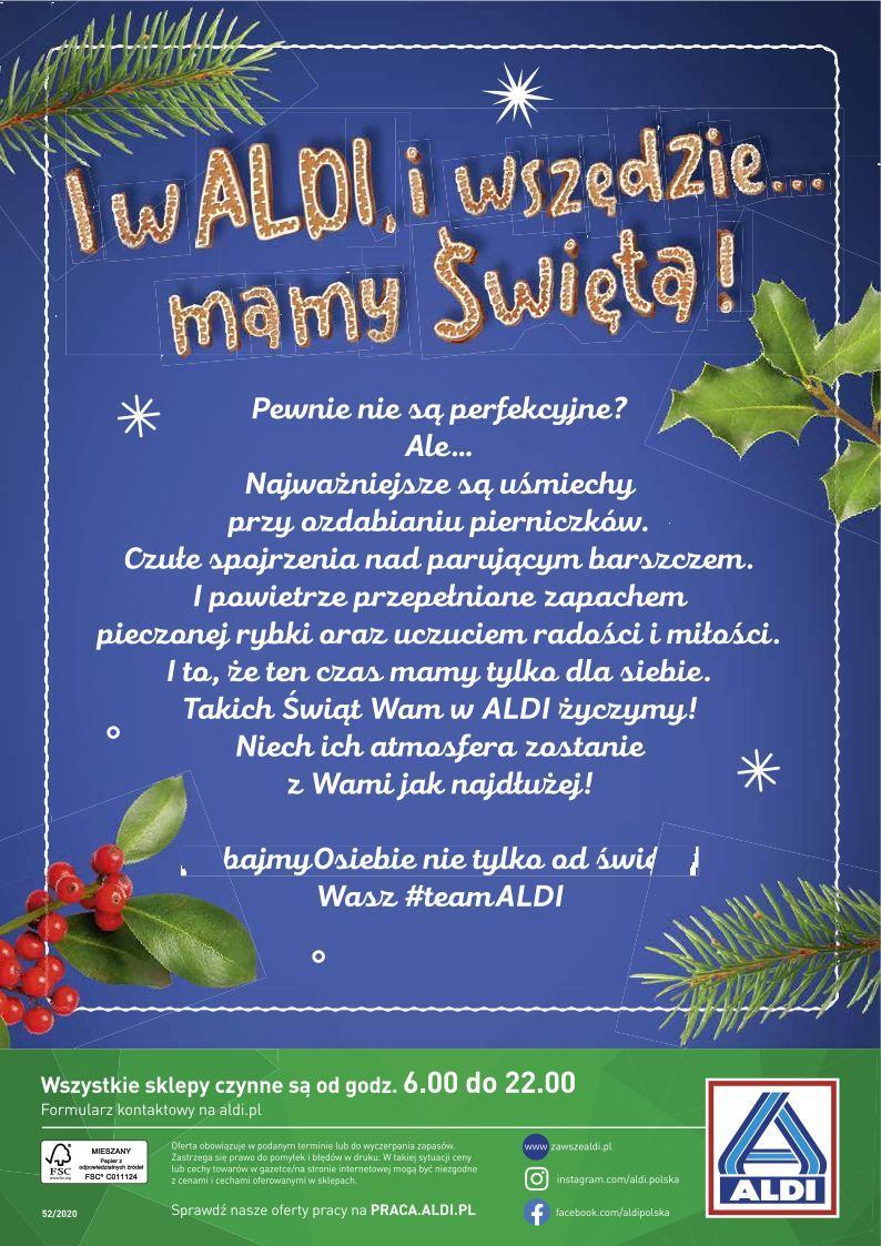 Gazetka promocyjna ALDI do 24/12/2020 str.43