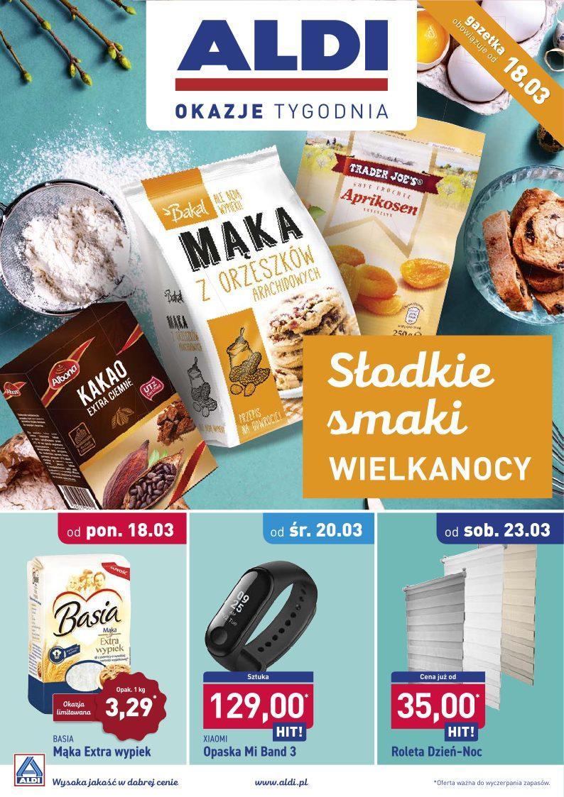 Gazetka promocyjna ALDI do 23/03/2019 str.0