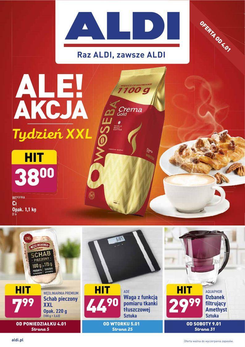 Gazetka promocyjna ALDI do 09/01/2021 str.1