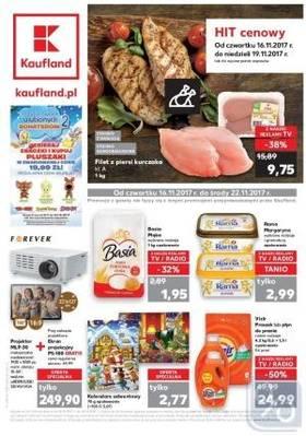 Gazetka promocyjna Kaufland - od 16/11/2017 do 22/11/2017