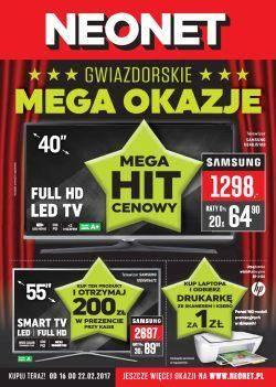 Gazetka promocyjna Neonet - od 16/02/2017 do 22/02/2017