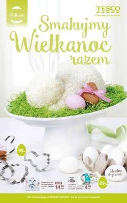 Gazetka promocyjna Tesco - od 30/03/2017 do 15/04/2017