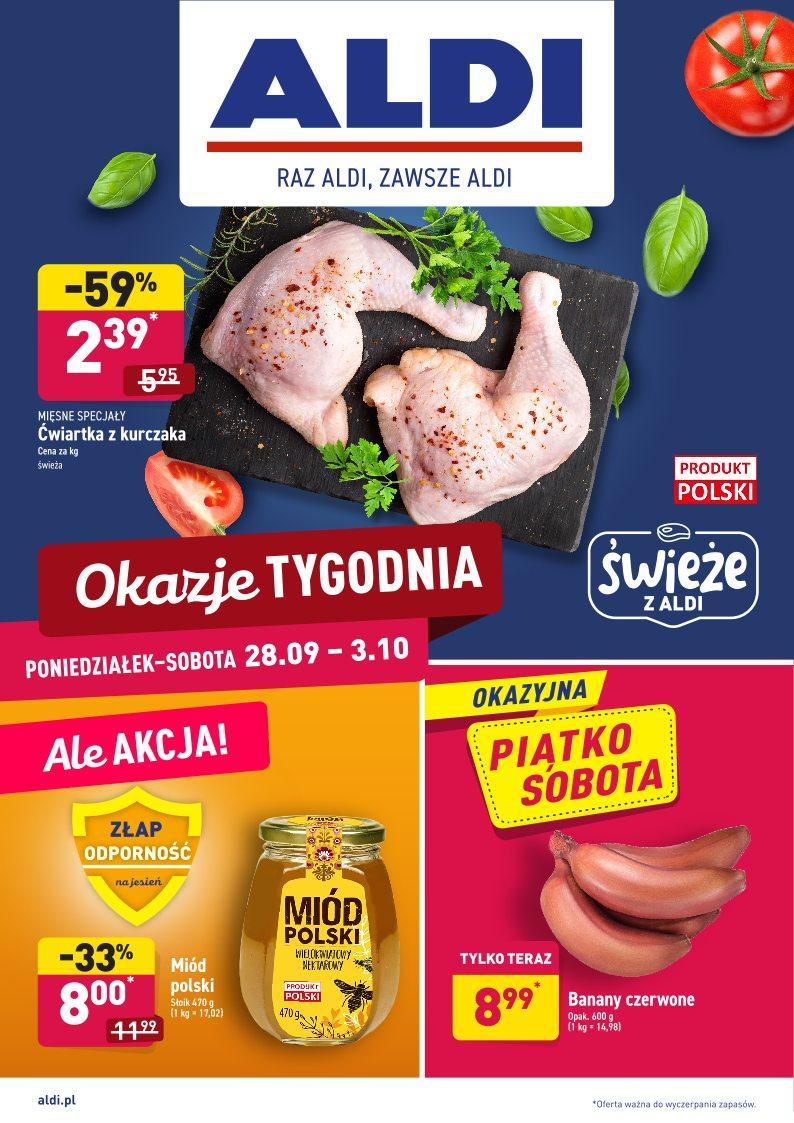 Gazetka promocyjna ALDI do 03/10/2020 str.0