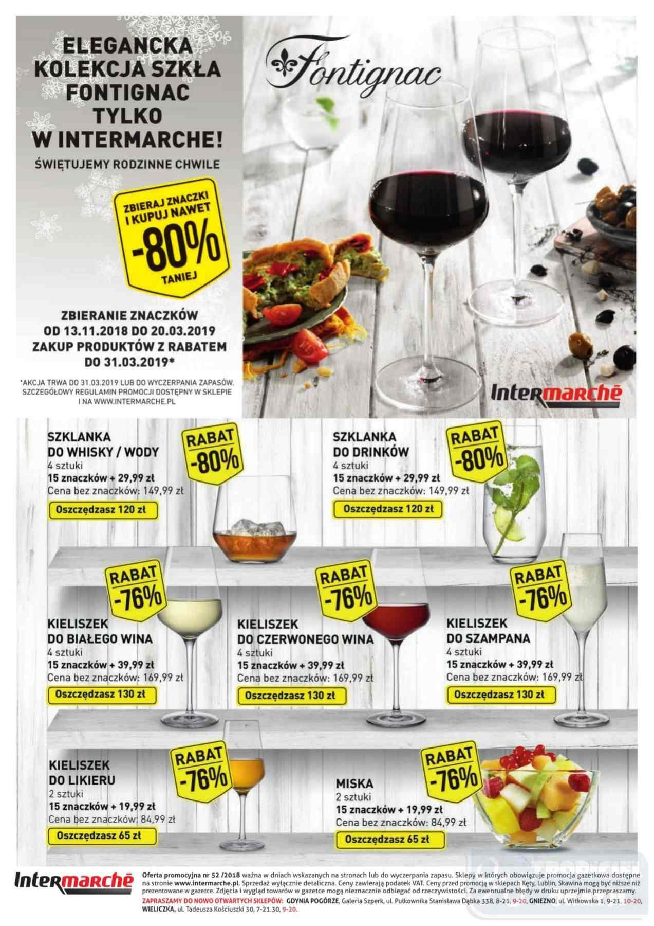 Gazetka promocyjna Intermarche do 31/12/2018 str.16