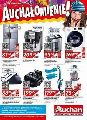 Gazetka promocyjna Auchan - od 01/02/2017 do 28/02/2017