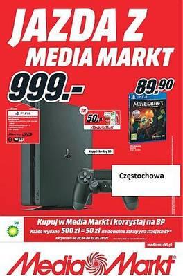 Jazda z Media Markt Częstochowa