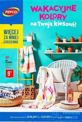 Gazetka promocyjna Pepco - od 30/06/2017 do 13/07/2017