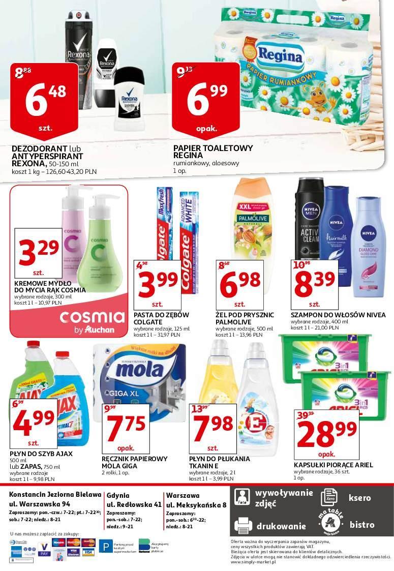 Gazetka promocyjna Simply Market do 21/07/2018 str.7