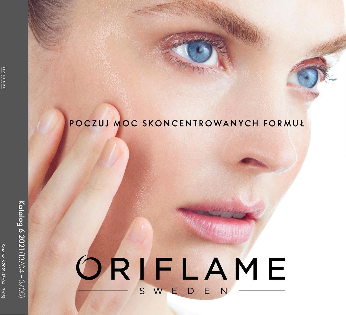 Gazetka promocyjna Oriflame do 03/05/2021 str.1