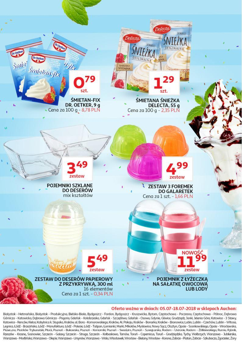 Gazetka promocyjna Auchan do 18/07/2018 str.8
