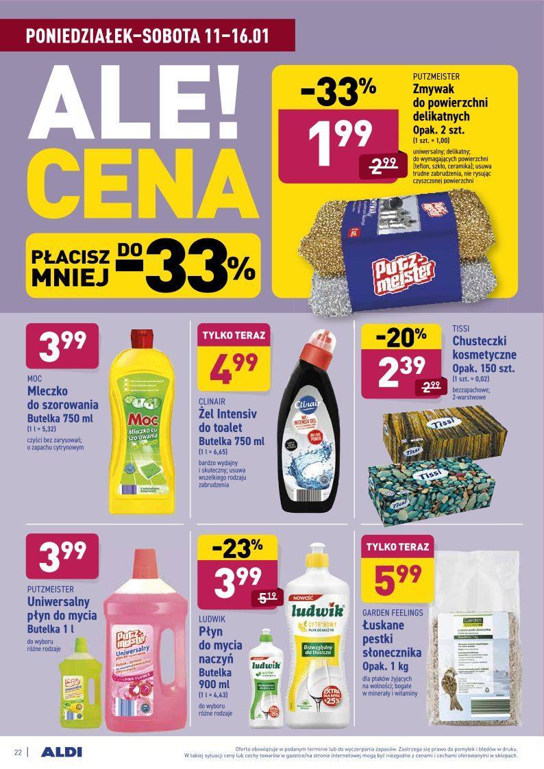 Gazetka promocyjna ALDI do 16/01/2021 str.22