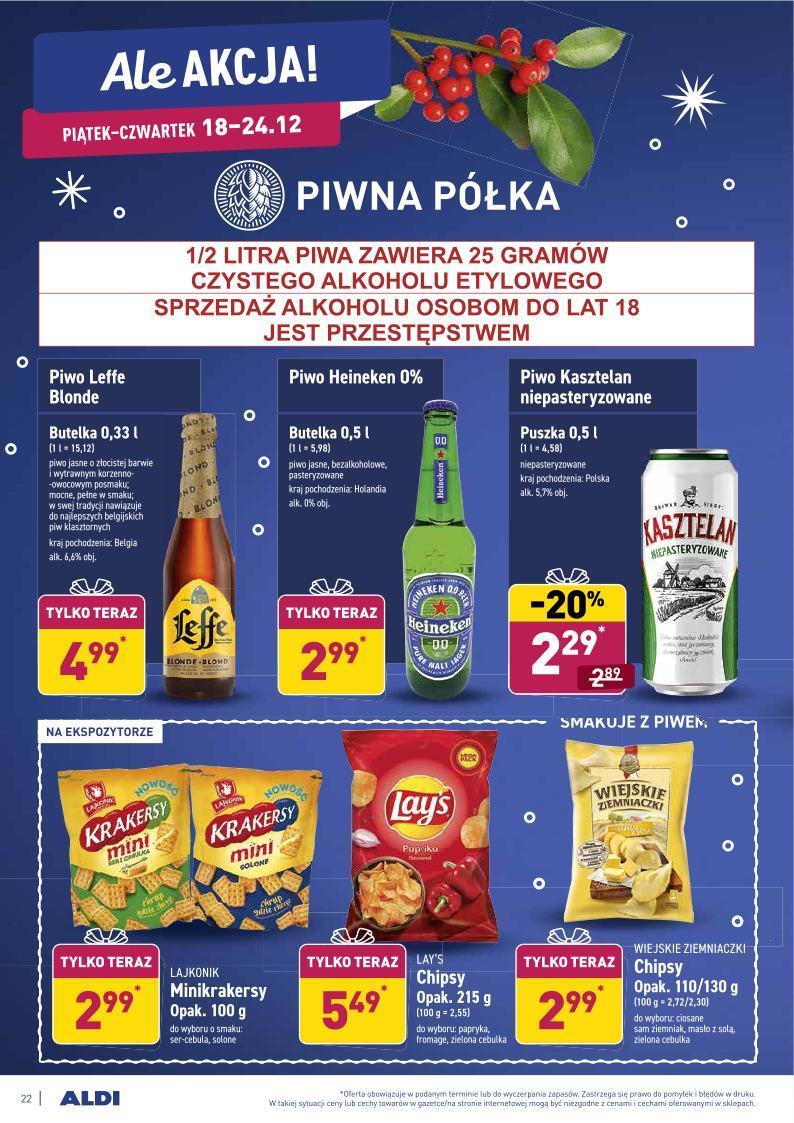 Gazetka promocyjna ALDI do 24/12/2020 str.21