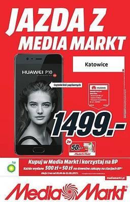 Jazda z Media Markt Katowice