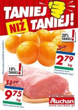 Gazetka promocyjna Auchan - od 28/03/2017 do 02/04/2017