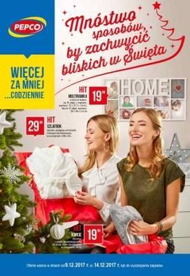 Gazetka promocyjna Pepco - od 08/12/2017 do 14/12/2017