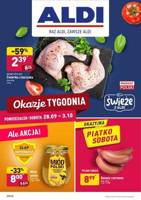 ALDI gazetka - od 28/09/2020 do 03/10/2020