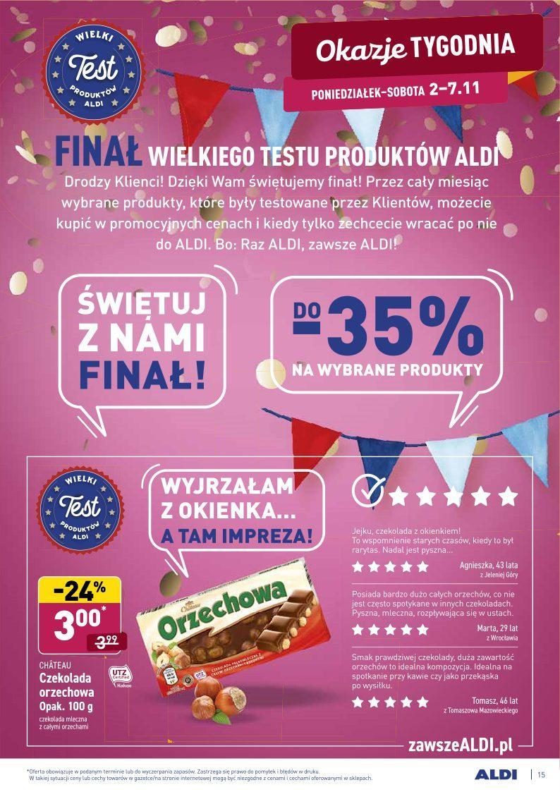 Gazetka promocyjna ALDI do 07/11/2020 str.14
