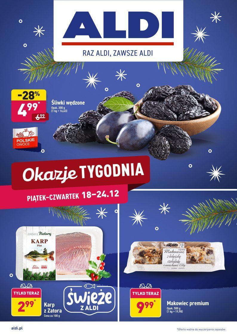 Gazetka promocyjna ALDI do 24/12/2020 str.0