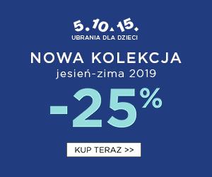 Gazetka promocyjna 5.10.15 do 11/09/2019 str.1