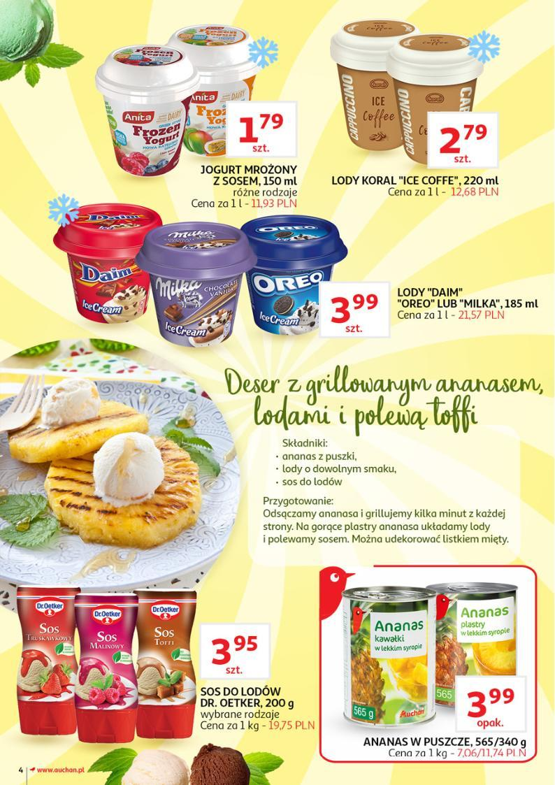 Gazetka promocyjna Auchan do 18/07/2018 str.4