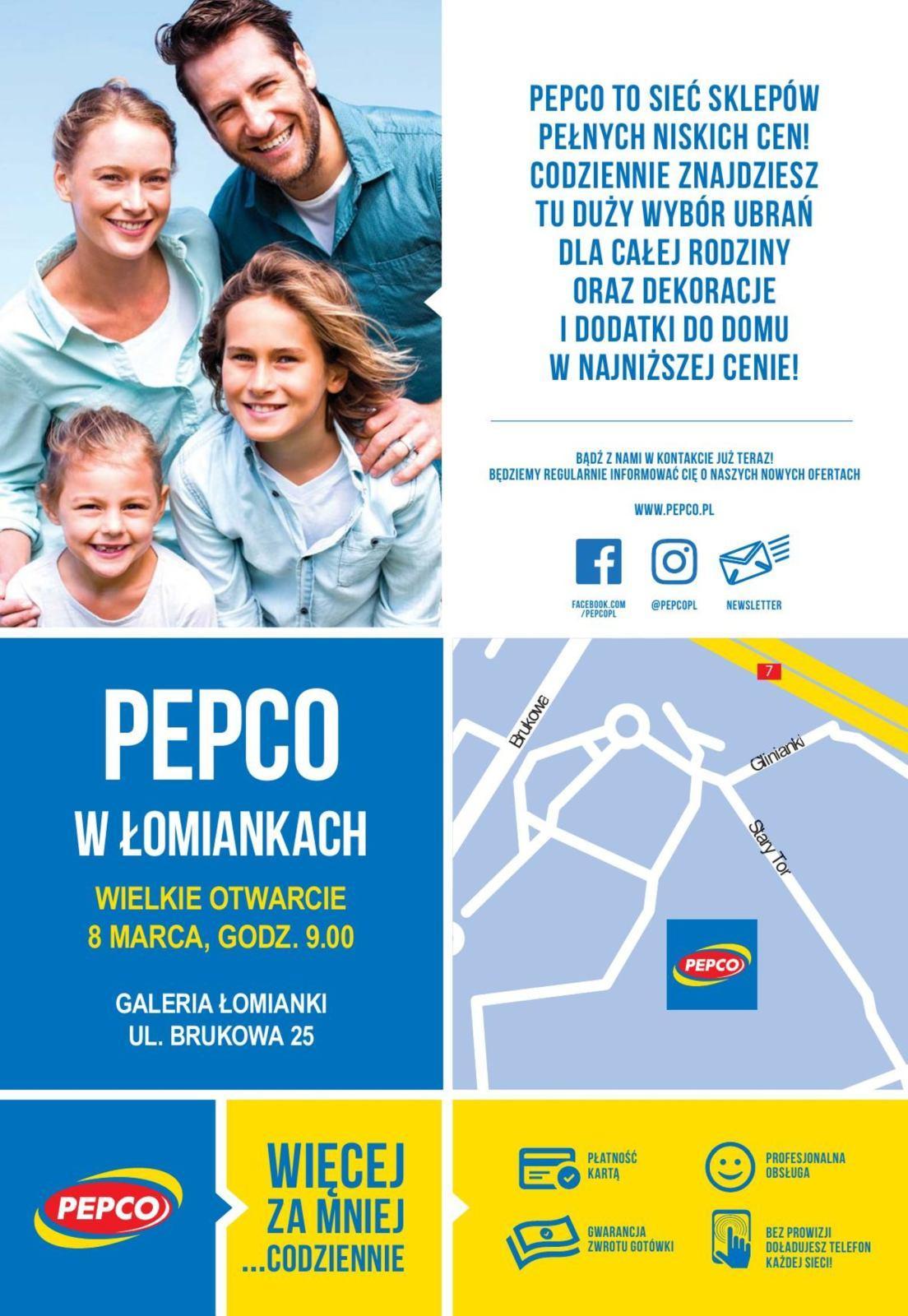 Gazetka promocyjna Pepco do 14/03/2019 str.7