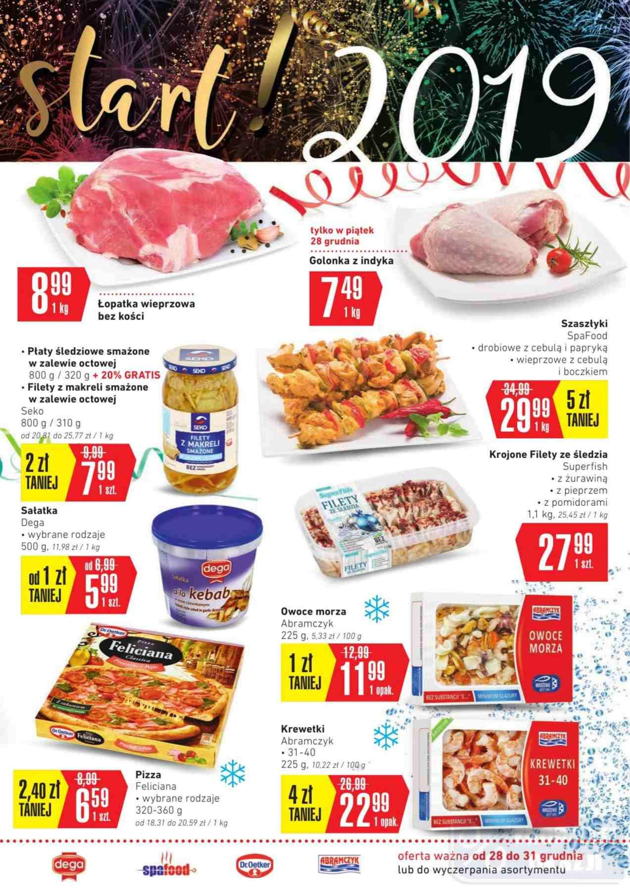Gazetka promocyjna Intermarche do 31/12/2018 str.11