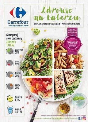 Gazetka promocyjna Carrefour - od 17/01/2018 do 05/02/2018