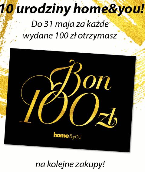 Gazetka promocyjna home&you do 31/05/2016 str.1