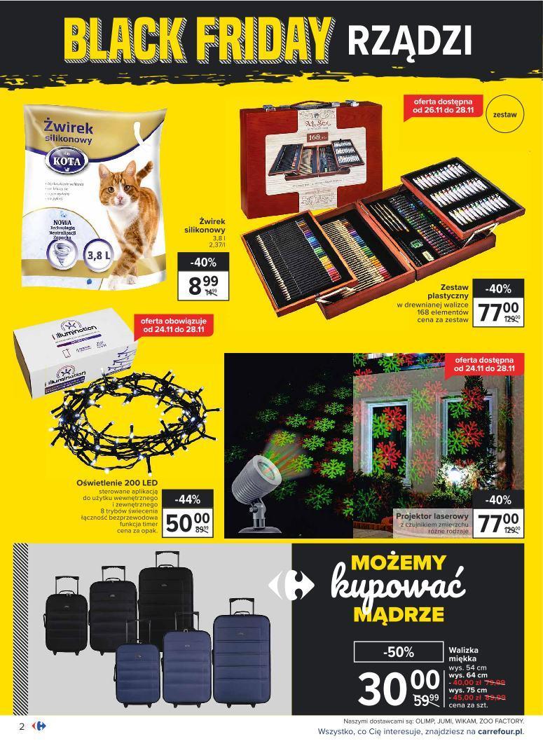 Gazetka promocyjna Carrefour do 05/12/2020 str.1