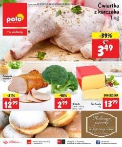 Gazetka promocyjna POLOmarket - od 22/02/2017 do 28/02/2017