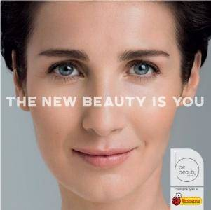 The new beauty is you