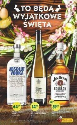 Biedronka gazetka alkoholowa