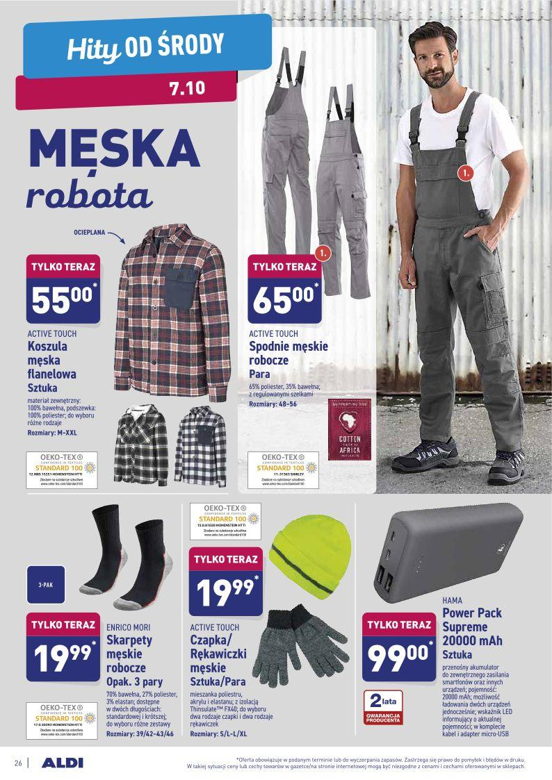 Gazetka promocyjna ALDI do 10/10/2020 str.25