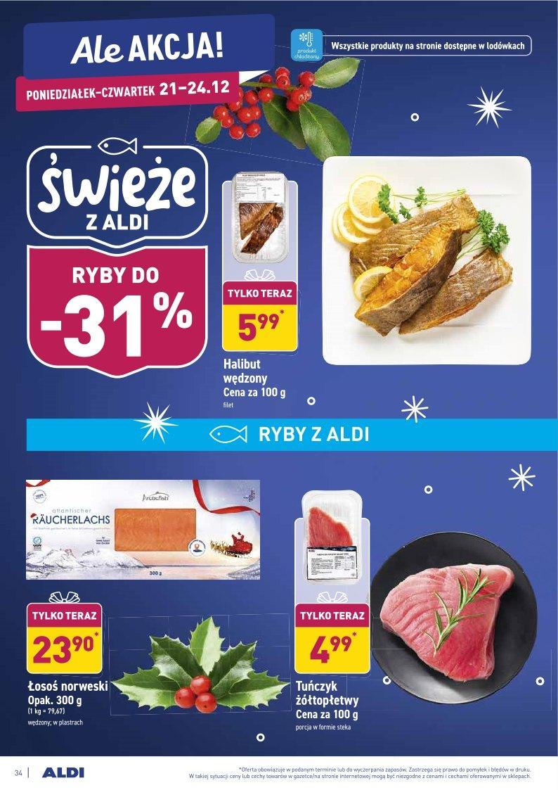 Gazetka promocyjna ALDI do 24/12/2020 str.33
