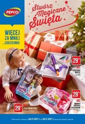Gazetka promocyjna Pepco - od 24/11/2017 do 30/11/2017