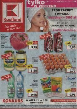 Gazetka promocyjna Kaufland - od 30/03/2017 do 05/04/2017