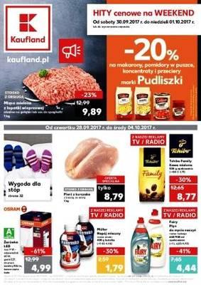 Gazetka promocyjna Kaufland - od 28/09/2017 do 04/10/2017