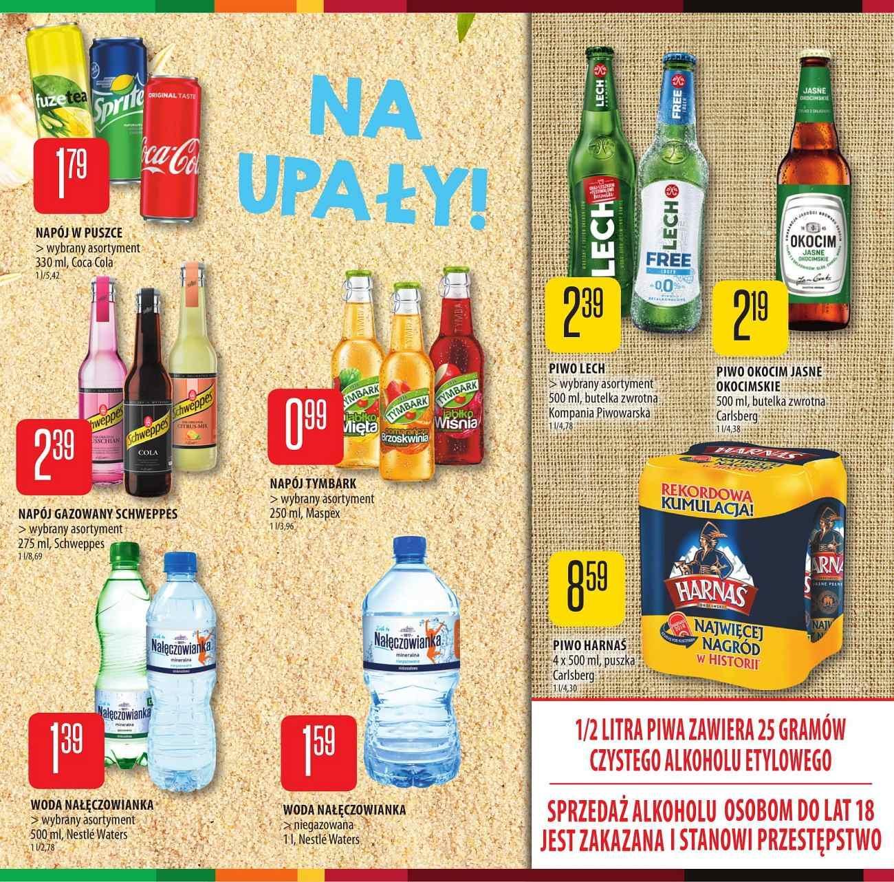 Gazetka promocyjna Chata Polska do 29/08/2018 str.6