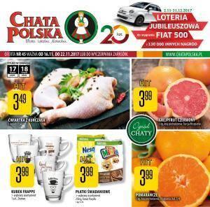Chata Polska od 16.11