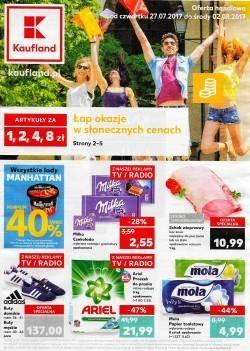 Gazetka promocyjna Kaufland - od 27/07/2017 do 02/08/2017