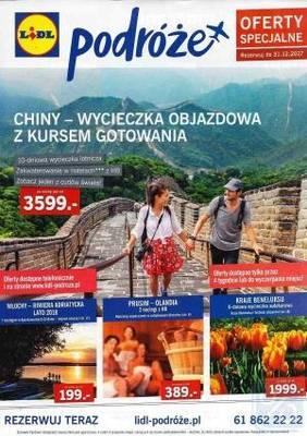 Lidl podróże - Chiny