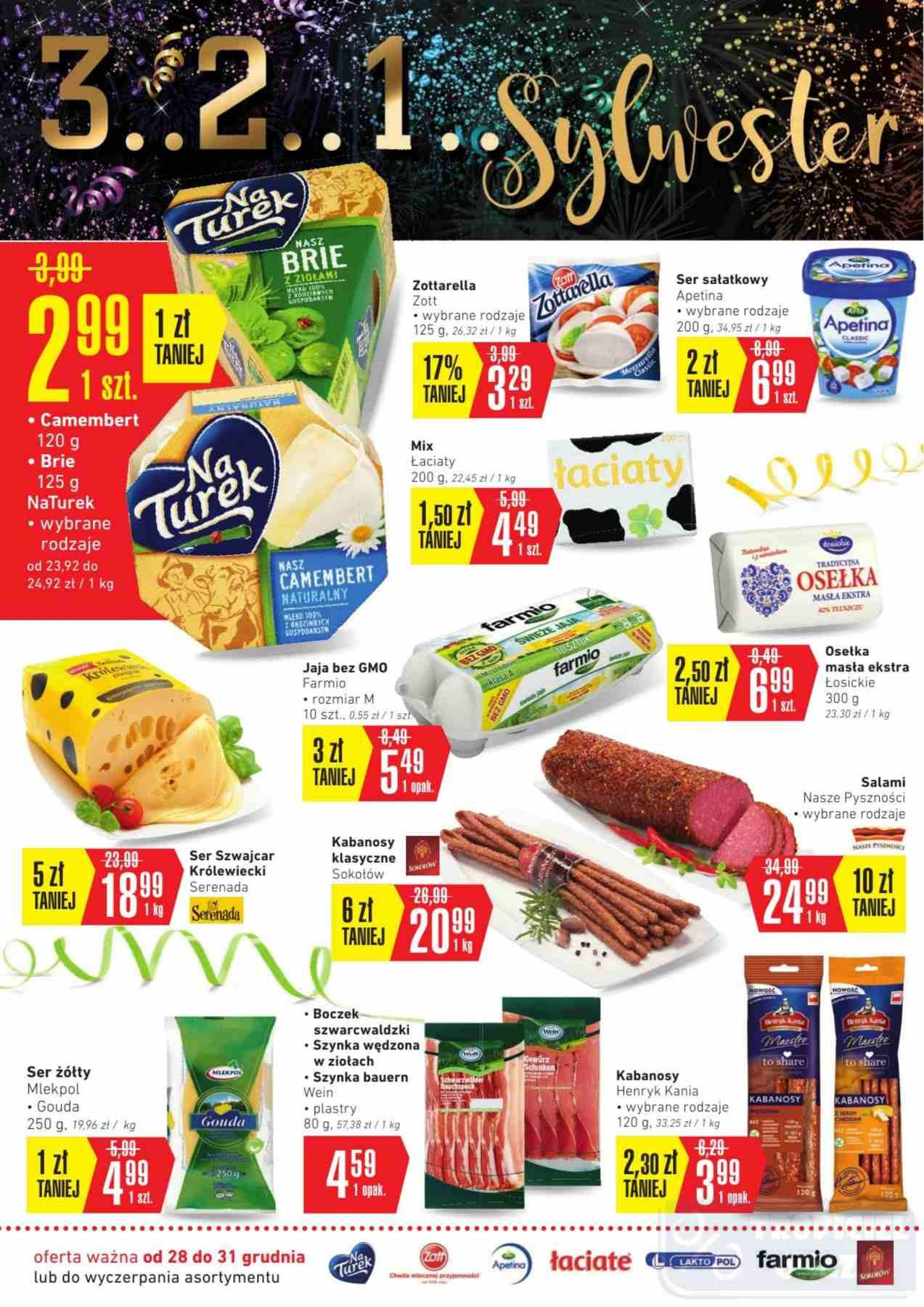 Gazetka promocyjna Intermarche do 31/12/2018 str.12