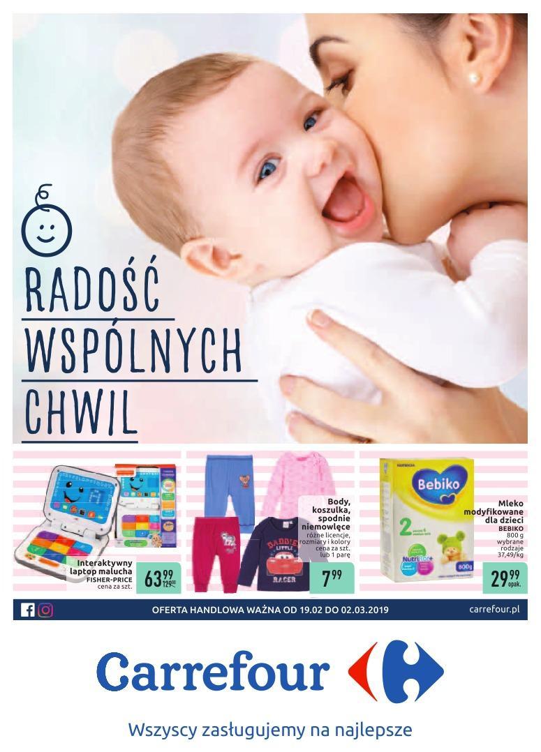 Gazetka promocyjna Carrefour do 02/03/2019 str.0