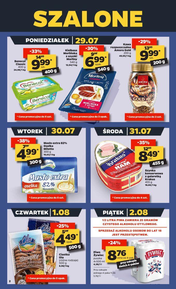Gazetka promocyjna Netto do 03/08/2019 str.1