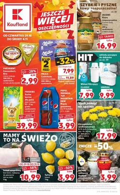 Kaufland gazetka - od 29/10/2020 do 04/11/2020